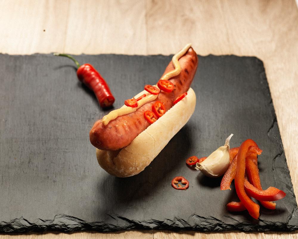 Devils Chorizo